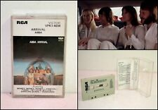 ABBA ARRIVAL Cassette Tape