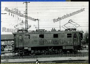 altes Baryt-Foto DB E32 33 Ort unbek 50er Jahre - ca 10x15