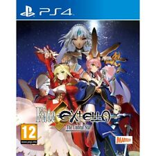 Fate Extella The Umbral Star Ps4 Game PAL & Registered Priority