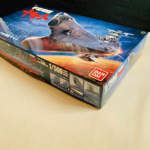 Bandai 1/500 Space Battleship YAMATO Plastic Model Kit From Japan