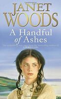 JANET WOODS __ A HANDFUL OF ASHES ___ BRAND NEW ___ FREEPOST UK