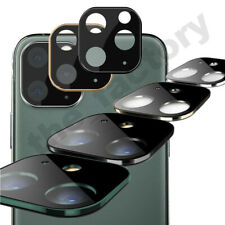Rear Camera Lens Cover Tempered Glass Protector For iPhone 11 12 Pro 11 Pro Max