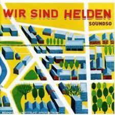 Wir Sind Helden - Soundso FRENCH VERSION CD NEU