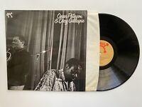 Oscar Peterson & Dizzy Gillespie Vinyl Album Record LP
