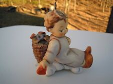 "Vintage Mj Hummel ""Love From Above"" Figurine Ornament"