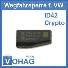 Transpondeur ID42 Ford et Volkswagen TP10 Anti-démarrage codé Neuf non programmé