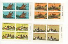 Ships, Boats Papua New Guinean Independent Nation Stamps