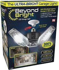 Ontel Beyond Bright Led Ultra-Bright Garage Light
