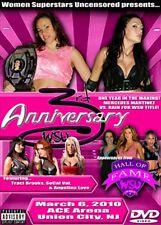 WSU Womens Wrestling - 3rd Anniversary DVD, TNA Knockouts Angelina Love