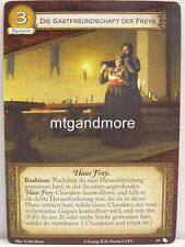 A Game of Thrones 2.0 LCG - 1x #079 the hospitality of the freys - The Red HO