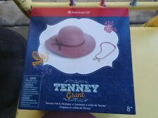 American Girl Doll Tenney Hat and Necklace