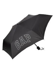BNEW Gap Logo Umbrella, Black