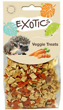 Exotics Treats - Veggie Treat 60g -  Exotic Animals, Hedgehog, Sugar Glider