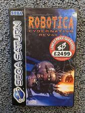 Robotica   Sega Saturn   Complete   PAL