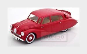 1:18 MCG Tatra T87 1938 Red MCG18222 Model