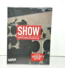 Matchbox 20- 2 DVD Show: A Night In The Life of Matchbox Twenty LIVE New Sealed