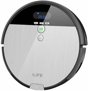 ILIFE Robot Vacuum Cleaner V8s, 2-in-1 SWEEPING AND MOPPING, Self-Charging