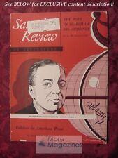 Saturday Review Magazine July 21 1951 HAJO HOLBORN A. M. SULLIVAN DAVID DAICHES