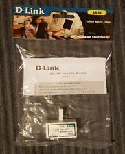 D-Link DSL-21MF Inline ADSL Micro Filter