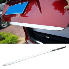 Fit For Mazda Cx-5 Cx5 2012-2016 Chrome Rear Trunk Lid Tailgate Cover Trim Strip