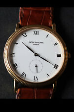 PATEK PHILIPPE CALATRAVA CLOUS DE PARIS  REF.3919 FULL-SET! BOX & PAPERS!!