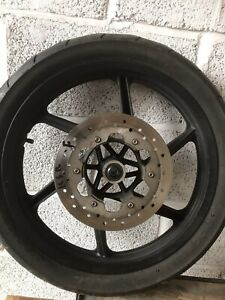 ksr moto worx 125 Front Wheel And Good Tyre With Disc
