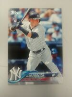 2018 Topps Series 1 Clint Frazier Rookie RC New York Yankees #7