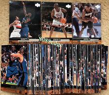 1999-00 UPPER DECK SERIES 2 COMPLETE 135 BASE CARD SET: MICHAEL JORDAN/PIPPEN