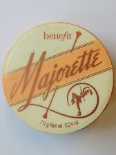 benefit Majorette cream to powder blush, Creme Rouge peach pfirsich orange