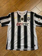 Maglia Shirt Jersey Finale Coppa Italia 2012 Del Piero 10 Juventus Serie A