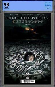 Nice House On The Lake 1 CBCS 9.8 Stunning 1st Print A 🔥 Tynion (SIKTC) NM/MT🩸