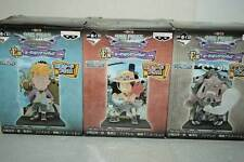 SET x3 ONE PIECE CARD STAND FIGURE THE LEGEND OF EDWARD NUOVE JAP TN1 52213