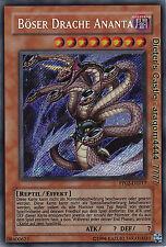 YU-GI-OH, cattivo drago udien, SCR, pp02-de017, TOP