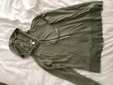 Victoria's Secret Green Hoodie Small