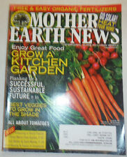 The Mother Earth News Magazine Grow A Kitchen Garden February/March 2011 020515R