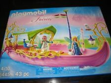 NEW NIB Playmobil 5445 Fairies Fairy Queen's Ship Boat