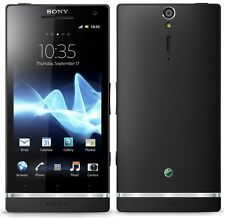 "New 4.3"" Sony Ericsson Xperia SL LT26ii Unlocked 32GB GPS 12MP Cell Phone Black"