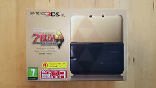 Nintendo 3DS XL The Legend Of Zelda A Worlds Consola. nuevo Link Between y Sellado