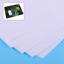 5 sheet A4 Sublimation Transfer Paper Heat Press Iron on Fabric T-shirt Printing