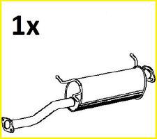 Mittelschalldämpfer Auspuff Mazda E-Serie Kasten Ab Bj.97- Inkl. Anbausatz