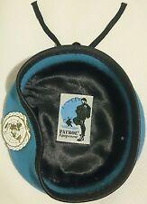 Béret Bleu ONU O.N.U Organisation des Nations unies * avec insigne - Taille 58