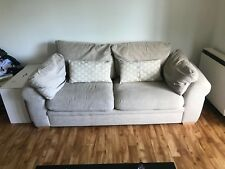 2 seater sofa bed - used