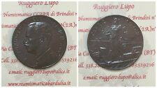 Regno Vittorio Emanuele III 2 Centesimi Prora 1908 qFDC raro e  periziato