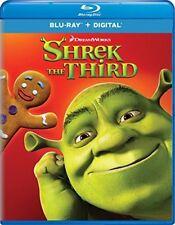 Shrek The Third [New Blu-ray] Digital Copy