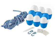 Swimming Pool Safety Rope & Float Kit (20 Ft) Top Quality For In Groung Pools