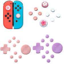 For Nintendo Switch Controller Grip Rocker Caps Joy-con D-Pad Button Cap Sticker