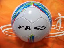 10 Ct -Size 5, Red/Green/Blue Machine Sewn Soccer Balls. Official Size & Weight