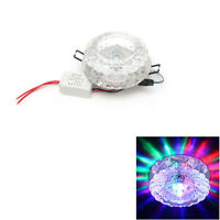 1x Crystal LED 3W/5W Ceiling Light Fixture Pendant Lamp Lighting Chandelier Hot