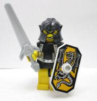 Dracus Dragon Shield Sword Armor Knights Kingdom II 8821 Castle Lego Minifigure