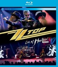 ZZ Top - LIVE AT MONTREUX 2013 - New BluRay - Released 8th June 2018